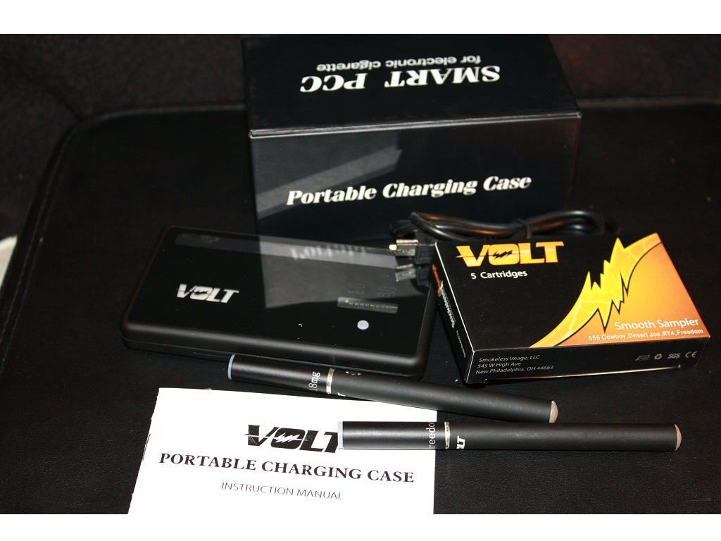 smokeless image volt pro review