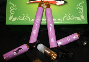 Rocket 580 women's e-cigarette title image