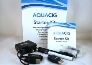 aquacig e-cigarette review