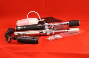 palm duo e-cigarette review kit contents