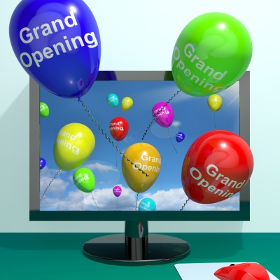 Grand opening image
