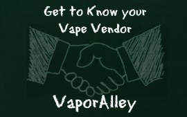 Get to Know Vendor VaporAlley